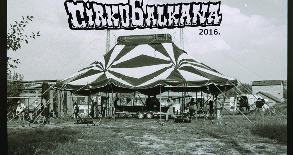 Let's buy a circus tent for Cirkobalkana!