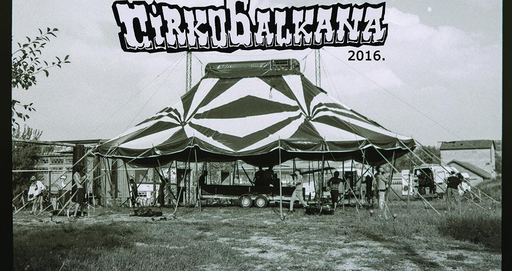 Ajde zajedno da kupimo šator za CIRKOBALKANU!