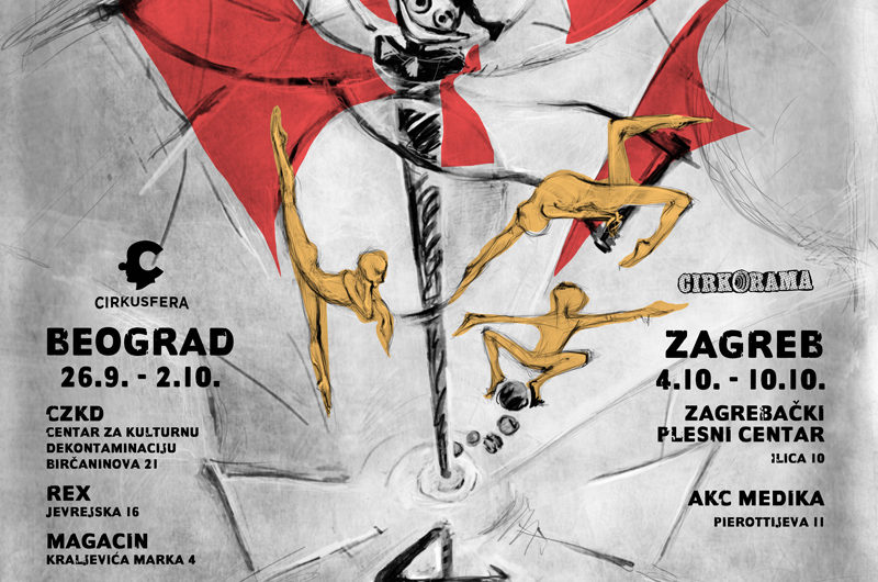Suvremeni cirkus na balkanski način