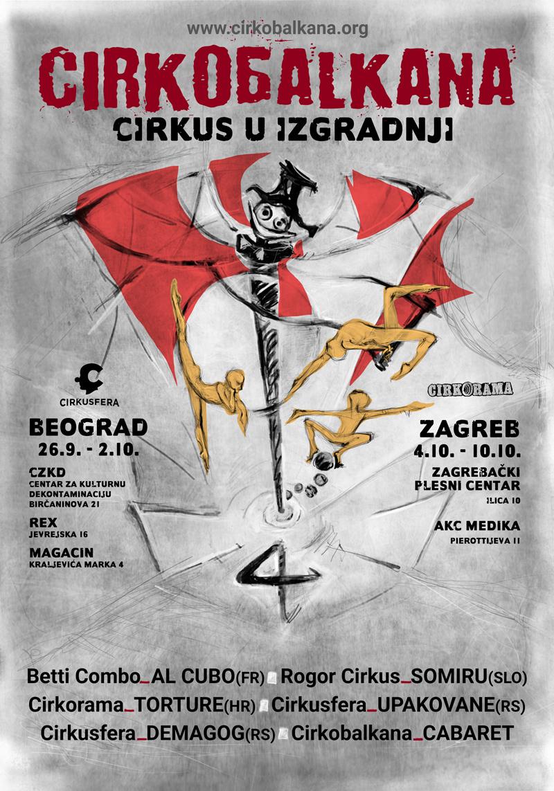 (Hrvatski) Suvremeni cirkus na balkanski način