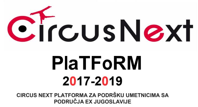 Regionalni natječaj Circus Next Platforme je službeno otvoren!